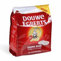 Douwe Egberts 经典红标咖啡粉饼 36片装