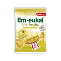 Em-Eukal 茴香维生素糖 75g(无糖型)