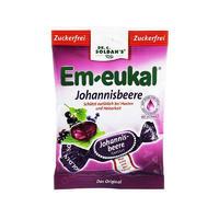 Em-Eukal 醋栗维生素润喉糖 75g(无糖型)