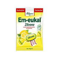Em-Eukal 润喉维生素糖 75g(无糖型/柠檬味)