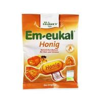 Em-Eukal 蜂蜜糖润喉糖 75g