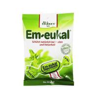 Em-Eukal 经典薄荷润喉糖 75g