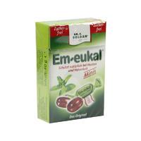 Em-Eukal 经典薄荷润喉糖 40g(无糖型/盒装)