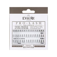 Eylure 爱潞儿 专业单簇假睫毛套装 3种长度