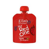 Ella's Kitchen 艾拉厨房 混合果泥(草莓&树莓&苹果&香蕉) 90g(6m+)