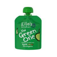 Ella's Kitchen 艾拉厨房 混合果泥(苹果&梨&香蕉&奇异果) 90g(6m+)