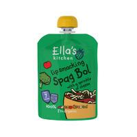 Ella's Kitchen 艾拉厨房 有机婴儿辅食(番茄肉酱&芝士屑) 130g(7个月起)