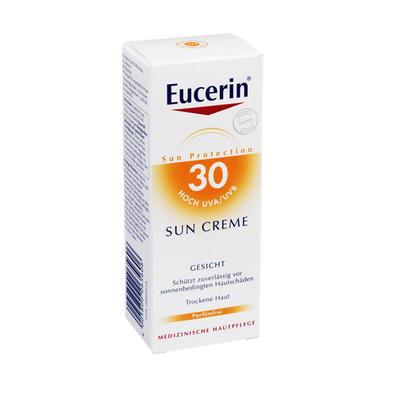 Eucerin 优色林水润清爽面部防晒霜SPF30 50ml