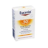 Eucerin 优色林 高效防水哑光面部防晒乳SPF50 50ml