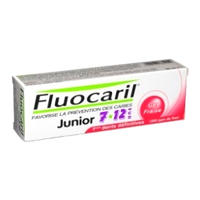 Fluocaril 青少年牙膏 7-12岁专用 50ml(红果味)