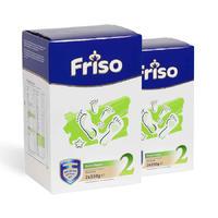 【2盒装】Friso 荷兰本土美素 婴幼儿奶粉2段(6-10个月) 2*350g