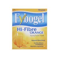 Fybogel 纯天然高纤维缓解便秘膳食纤维补充剂 10袋(香橙味)