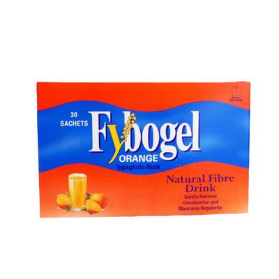 Fybogel 缓解便秘膳食纤维冲剂(适合孕妇和哺乳期) 30袋(香橙味)
