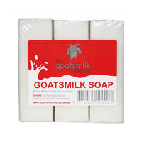 The Goats Milk Company 山羊奶天然羊奶皂 3x100g