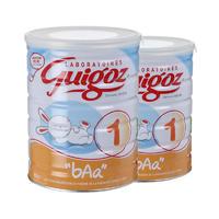 【2罐装】Guigoz 古戈士 新生儿助消化奶粉一段 800g