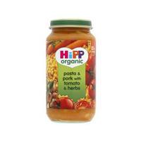 Hipp 英国喜宝 有机意粉罐头 (香草&番茄&猪肉)(10个月起)250g