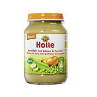 Holle 泓乐 有机土豆豌豆西葫芦蔬菜泥罐头 190g (6个月以上)