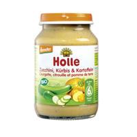 Holle 泓乐 有机西葫芦南瓜土豆混合菜泥罐头 190g (6个月以上)