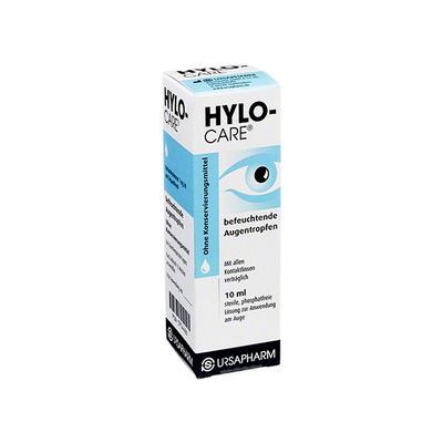 Hylo-care消炎防感染滴眼液 10ml