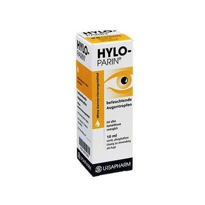 Hylo-parin 缓痛祛痒滴眼液 10ml