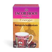 Jacob Hooy 雅歌布 有机能量草本茶 18包