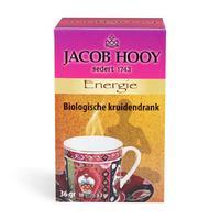 Jacob Hooy 雅歌布 有机能量草本茶 18包