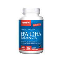 Jarrow Formulas 杰诺 EPA-DHA 平衡胶囊 120粒