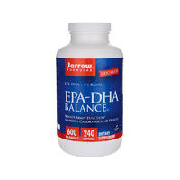 Jarrow Formulas 杰诺 EPA-DHA 平衡胶囊 240粒