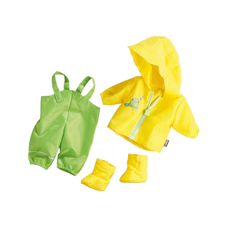 春风十里 JAKO-O 洋娃娃雨衣套装 1套