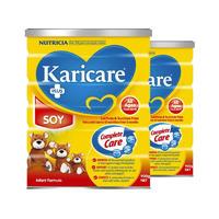 【2罐装】Karicare 婴儿纯天然大豆奶粉  2*900g/罐(任何年龄段)