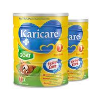 【2罐包邮装】 Karicare 新西兰可瑞康羊奶粉一段 900g