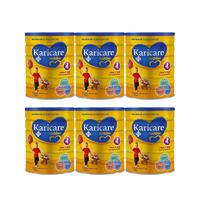 【6罐包邮装】Karicare 可瑞康 四段奶粉 6*900g/罐