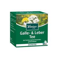 Kneipp 克奈圃 肝胆保健茶 10包