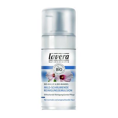 Lavera 莱唯德 紧致温和泡沫洁面乳 100ml