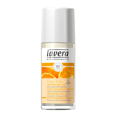 Lavera 莱唯德 身体SPA有机香橙温和止汗走珠 50ml