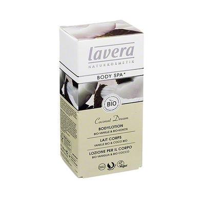 Lavera 莱唯德 身体SPA有机椰子润肤乳 150ml