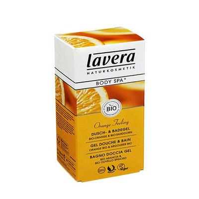 Lavera 莱唯德 身体SPA有机香橙沐浴啫喱 150ml