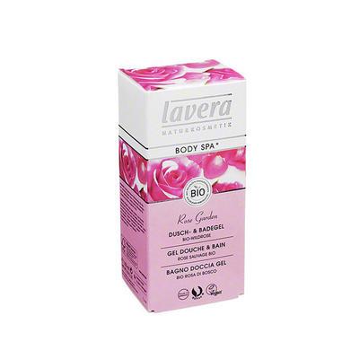 Lavera 莱唯德 身体SPA有机野玫瑰沐浴啫喱 150ml