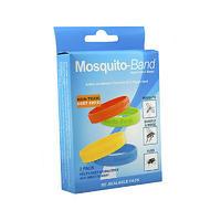 Mosquito-Band 防蚊驱蚊手环 2只装(颜色随机)