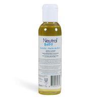 Neutral 宝宝沐浴按摩油 无香料无色素 150ml