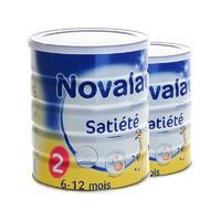 【2罐装】NOVALAC 宝怡乐 二段奶粉(6-12) 800g