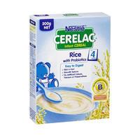 Nestle 雀巢 婴儿营养米粉 (4个月以上)200g