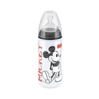 NUK 迪士尼(米奇&米妮)首选系列 宽口径PP奶瓶 300ml (6-18个月/2号硅胶奶嘴)