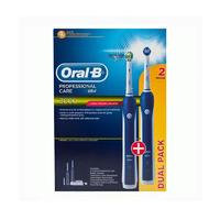 Oral-B 欧乐-B 专业护理系列3000电动牙刷 1套(含双手柄)