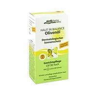 Olivenol 德丽芙 平衡肌肤天然橄榄油精华防晒霜 LSF30 50ml