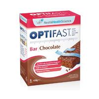 Optifast 澳洲巧克力棒(减肥零食低卡路里) 6包x70g