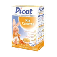 Picot 贝果胡萝卜米粉 200g (4个月以上宝宝)