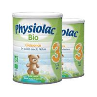 【2罐装】Physiolac 菲思力 1-3岁孩子生物发育奶粉 900g