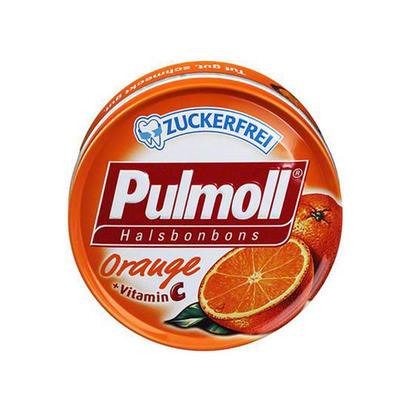Pulmoll 维C润喉止咳糖橙子口味 50克