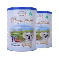 【2罐装】Royal AUSNZ 皇家澳纽 婴幼儿配方奶粉1段(0-6个月)900g